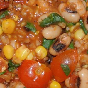 Vegan one pot - Close up