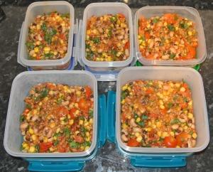 Vegan one pot - Tupperware